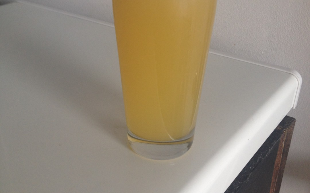 40% Raw Oats Hoppy Session IPA