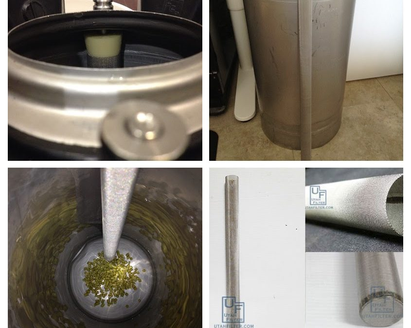 My Favorite Way to Dry Hop Loose In Primary and Kegs