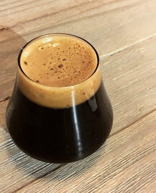 Vanilla Russian Imperial Stout