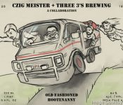 Image result for czig meister three 3's old fashion hootenanny